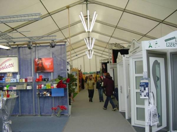 Messe & Ausstellungszelte von Fäustle Zeltverleih