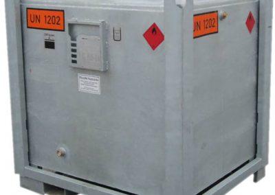 Gefahrgutbehälter, 1.000 Liter